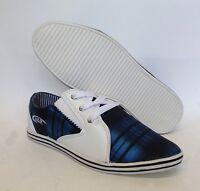 Boys Mens Casual Canvas Lace Up Fashion Plimsoles Pumps Trainers Shoes Size 6-11