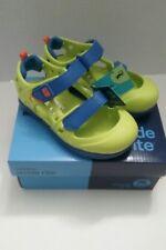 Stride Rite SandalsToddler boy 's phibian Shoes Size 9 -M. Color  Blue / lime