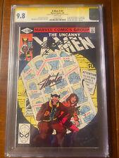 X-MEN #141 1/81 CGC 9.8 WHITE SS STAN LEE CLAREMONT! EXCELLENT MAJOR KEY ISSUE!