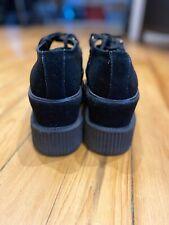 T.U.K size 10 Mens Platform shoes