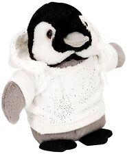 Wild Republic Holiday Hoody Ck Penguin Plush