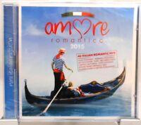 Amore Romantico + 2 CD Set + 40 romantische Hits aus Italien + Italiano Passion