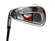 LH TaylorMade BURNER XD Single #6 iron S (STIFF) Flex Graphite REAX 65g LH