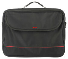 "NGS Passenger - Laptop Sleeve with Handles/Straps - Up to 16"" - Black"