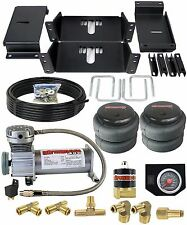 Air Helper Spring Kit AirMaxxx With In Cab Control 1994 - 02 Dodge Ram 3500