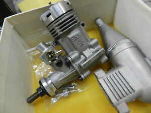 Enya SS 30 Two stroke  Nitro Engine with pipe