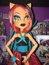 Monster High Toralei Fierce Rockers Doll Great Condition 💕