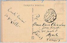 ITALIA:  storia postale - TUPPE  ITALIANE IN SPAGNA: Ufficio Postale Speciale #5
