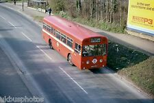 London Transport SMS232 Mill Hill East 11th April 1978 Bus Photo B