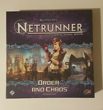 Android Netrunner - Deluxe Expansion - Order and Chaos