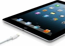 Apple iPad 4ª GENERACIÓN RETINA 32gb,WIFI + celular (Libre) 9.7in Negro A+ Grado