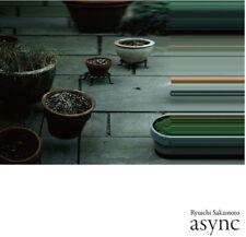 Async - Ryuichi Sakamoto (2017, CD NIEUW)