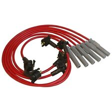 MSD 32289 - Super Conductor Spark Plug Wire Set For 94-98 Ford Mustang 3.8L V6
