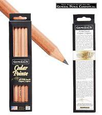 12 Pack GENERAL PENCIL COMPANY Cedar Pointe #333-1 soft lead pencil Made in USA