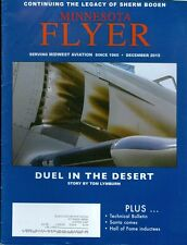 2015 Minnesota Flyer Magazine: Duel in the Desert/Hall of Fame Inductees