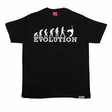 Evolution Guitar T-SHIRT electric bass acoustic string band funny birthday gift