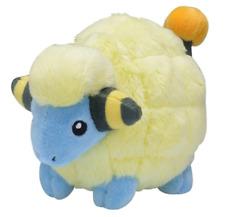 Pokemon Plush doll Pokémon fit Mareep Japan import Pocket Monster New anime