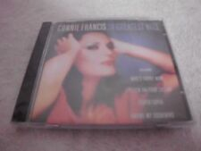 24 Greatest Hits - Connie Francis --CD--OVP