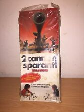 Atlantic 2 CANNONI SPARANTI per Soldatini 1:32 Art. 690 Vintage SIGILLATO