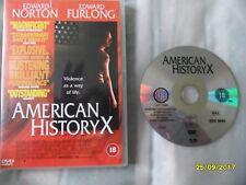 American History X (DVD, 1999)