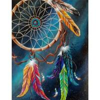 Dreamcatcher DIY 5D Full Drill Diamond Painting Embroidery Cross Stitch Decor