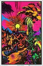 "Lost Horizon Laminated Blacklight Poster - 23.5"" x 35.5"""