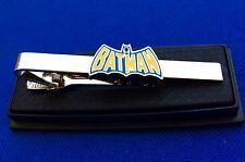 Batman Tie Clip Superhero Tie Bar Gift Idea