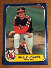 Fleer Wally Joyner Baseball Cards For Sale Ebay