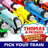 Wooden Thomas & Friends Trains Engines for Wooden Track such as BRIO ELC