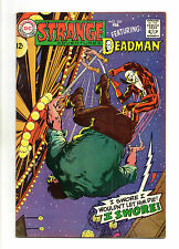 Strange Adventures Vol 1 No 209 Feb 1968 (FN+)DC, Feat: Deadman, Neal Adams Art