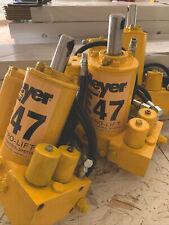 Meyer E47 Hydraulic Snowplow Pump Freshly Rebuilt