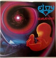 "ELOY⚠️Unplayed⚠️ 1988-7"" Single-Sensations-German Pressing/spv01 4804"