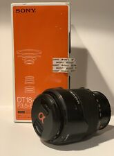 Sony DT18-250mm