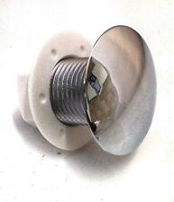 Cistern hole stopper - chrome