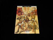 Bucquoy / Hulet : Les chemins de la gloire 3 : La kermesse ensablée EO 1990