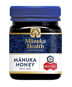 Manuka Health MGO 400+ 250 g Manuka Honey New Zealand (Premium New Look)
