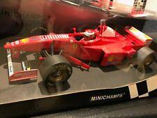 1/18 Minichamps 1997 FERRARI 310B #6 EDDIE IRVINE - F1 - NEW