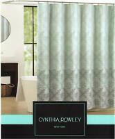 Cynthia Rowley Deluxe Fabric Shower Curtains (See Selections) NEW