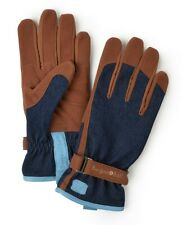 Burgon & Ball. Love the Glove. Gardening. Ladies. Blue Denim. Size SM
