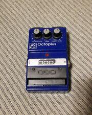 Vintage DOD FX35 Octoplus Octaver Guitar Effect Pedal USA