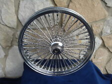 21X3.5 DNA DIAMOND FAT DADDY MAMMOTH 52 SPOKE FRONT HARLEY HERITAGE DELUXE 00-06