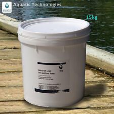 Aquatic Dam Stop Leak - 15Kg - Easily Seals to Stop Leaking Dams and Ponds