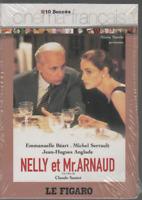 Collection Le Figaro Nelly Et Mr Arnaud Dvd M. Serrault Emmanuelle Beart Neuf