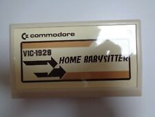 COMMODORE VC-20 / VIC-20 --> HOME BABYSITTER (VIC-1928) / CARTRIDGE