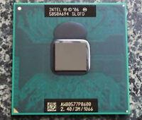 Intel Core 2 Duo P8400 P8600 P8700 P8800 P9500 P9600 P9700 1066MHz Socket P CPU