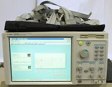 Hp Agilent 16702b Logic Analysis System With 16753a 16717a Amp Cables