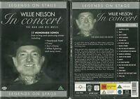 DVD - WILLIE NELSON : EN CONCERT LIVE / NEUF EMBALLE - NEW & SEALED