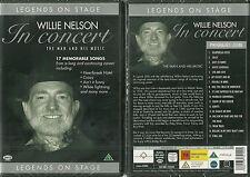 DVD - WILLIE NELSON : EN CONCERT LIVE - BEST OF / NEUF EMBALLE - NEW & SEALED