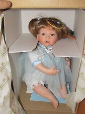 Ashton-Drake Galleries All I Wish for You Wisdom Porcelain Collectible Doll (J)