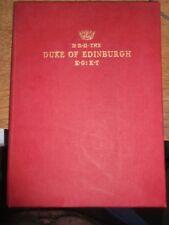 HIS ROYAL HIGHNESS THE DUKE OF EDINBURGH KG KT BY IAN COSTER HARDBACK BOOK